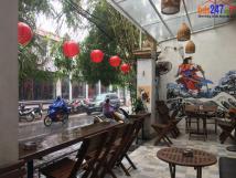 Sang nhượng quán cafe khu trung tâm phố Trần Quốc Toản - Hoàn Kiếm - Hà Nội