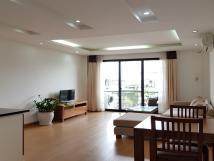 [ID: 765] Cho thuê căn hộ dịch vụ tại Văn Cao, Ba Đình, 70m2, 1PN, ban công, đầy đủ nội thất hiện đại