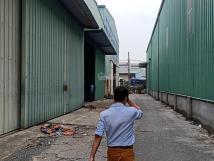Cho thuê 3 nhà xưởng rộng rãi, container thoải mái ra vào tại Dốc Vân