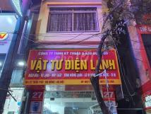 Cho thuê nhà mặt đường số 27 Trần Phú, phường Văn Quán, quận Hà Đông, Hà Nội