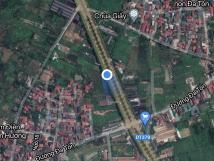 Cho thuê đất mặt đường Quốc Lộ 379 hướng về Eco Park, diện tích 2.500m2, mặt tiền 60m