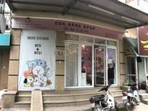 Nhượng gấp cửa hàng KPOP ngõ 183 Trần Đại Nghĩa, 0842628628
