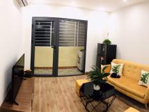 Cho thuê căn hộ giá rẻ Ba Đình, mới xây, đầy đủ nội thất, 42m2, 1PN