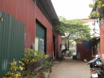 Cho thuê kho xưởng phố Giáp Nhị, Thịnh Liệt, Hoàng Mai, Hà Nội