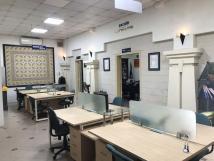 Cho thuê văn phòng mặt tiền số 59 phố Hàng Chuối, quận Hai Bà Trưng, Hà Nội