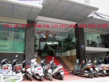 Chủ nhà cho thuê 45m2 văn phòng tại phố Thái Hà. Giá rẻ - Dịch vụ chuyên nghiệp.