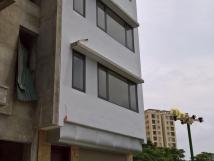 Cho thuê nhà liền kề KĐT Resco Cổ Nhuế 90m2 x 6T thông sàn, có thang máy, giá 30tr/th, 0988296228