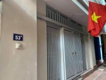 Chính chủ cho thuê nhà số nhà 53A ngõ 218 đường Lạc Long Quân, phường Bưởi, quận Tây Hồ
