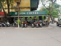 Chính chủ chuyển nhượng quán cafe - 75m2 - Lô góc vỉa hè full trang thiết bị máy móc