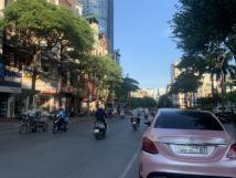 Cho thuê nhà mặt phố Trung Hoà 50m2 x 5T, đối diện tòa Trung Yên Plaza gần đường Trần Huy Hưng