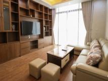 Cho thuê chung cư Sun Grand City 147m2 căn góc 3PN đầy đủ nội thất, mới 100%